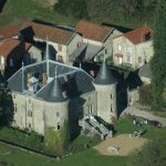 Château de Vaulx à Sainte Agathe