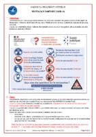 Protocole sanitaire Aéroclub du Livradois-Forez